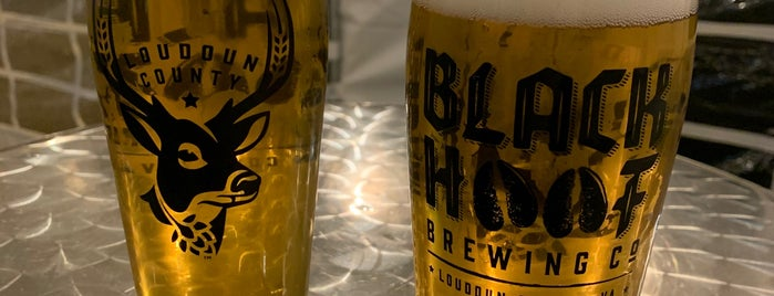 Black Hoof Brewing Company is one of Posti salvati di Rachel.