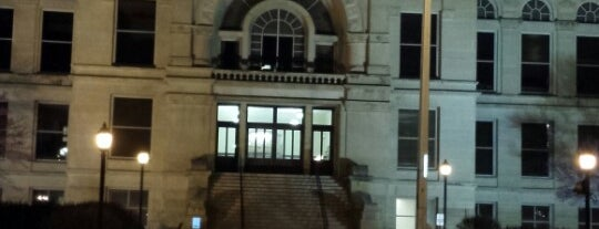 Historic Sedgwick County Courthouse is one of Best places in Wichita, KS.