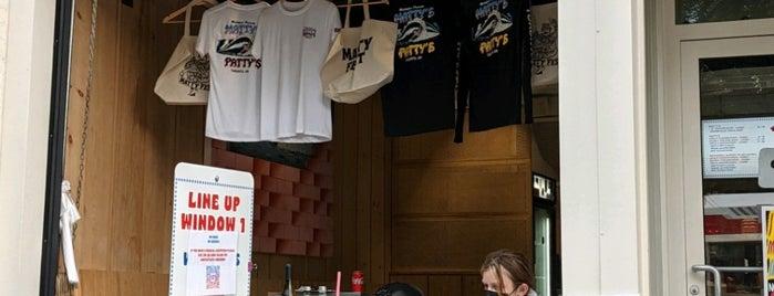 Matty's Patty's Burger Club is one of Toronto 2.