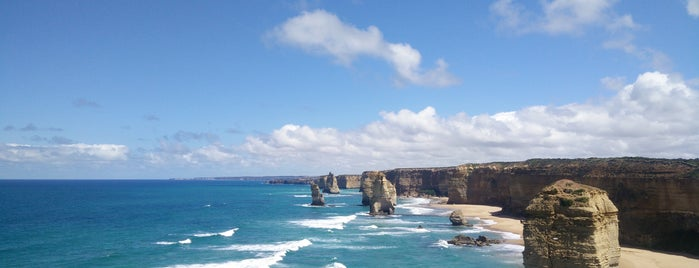 The Twelve Apostles is one of Go Ahead, Be A Tourist.