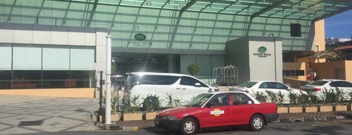 Sunway Hotel is one of Orte, die Rahmat gefallen.
