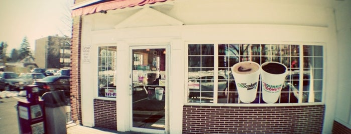 Dunkin' is one of Must-visit Coffee Shops in West Hartford.