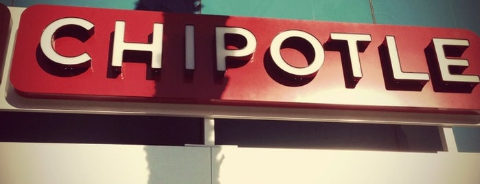Chipotle Mexican Grill is one of Locais curtidos por Stacey.