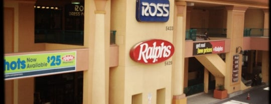 Ralphs is one of Hillary 님이 좋아한 장소.