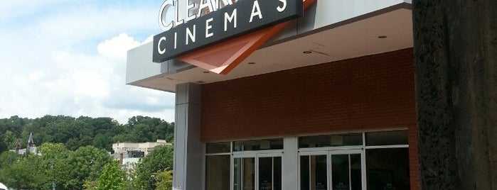 Bow Tie Cinemas South Orange is one of favorites.