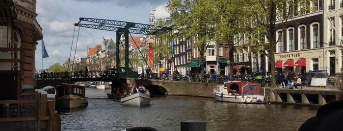 Café de Jaren is one of Amsterdam.