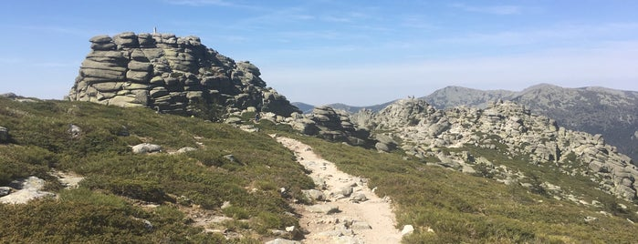 Siete Picos is one of EXCURSIONES SIERRA MADRID.