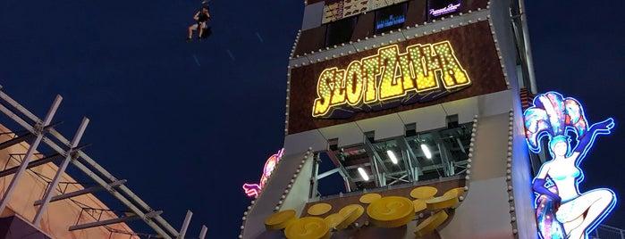 SlotZilla is one of Vegas, BABY.