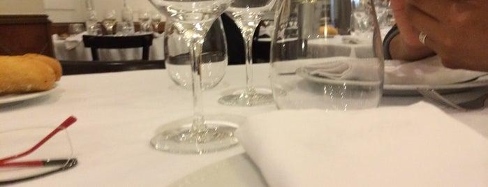 Restaurante Asador Matute is one of สถานที่ที่บันทึกไว้ของ Antonio.