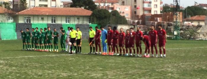 Kaya Köstepen Şehir Stadyumu is one of Lugares favoritos de Ceren.