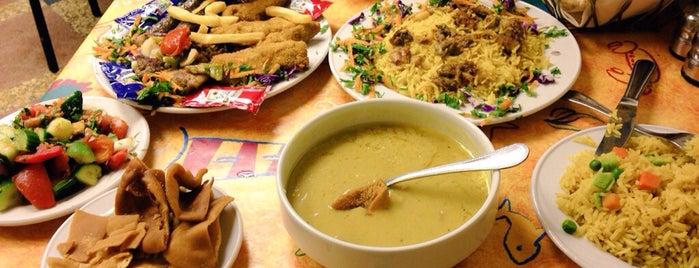 Kazaz is one of Yemek yenilesi yerler.