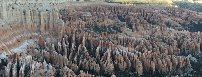 Bryce Canyon Amphitheatre is one of Tempat yang Disimpan Darcy.