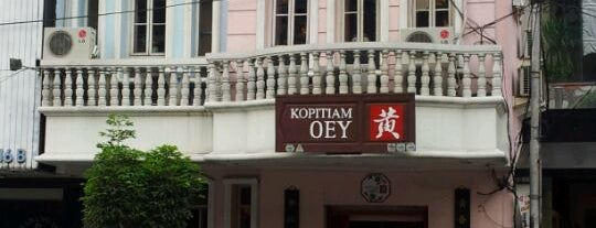 Kopi Oey is one of Eatery Scmeatery.