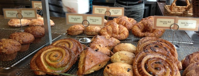 Colson Patisserie is one of Weekend bakeries/treats.