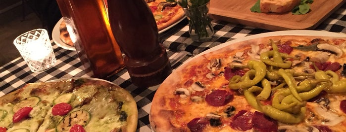Bomonti65 Pizzeria is one of Istanbul - lunch & dinner.