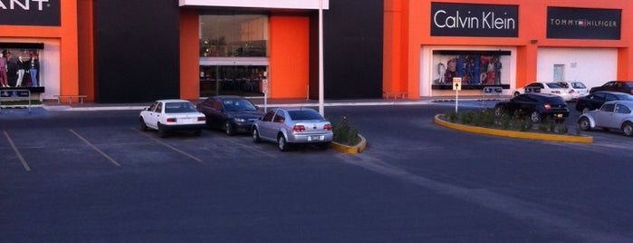 Outlet Puebla is one of Para el desestrés en Puebla.