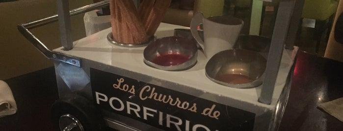 Porfirio's Restaurant is one of Mexico.