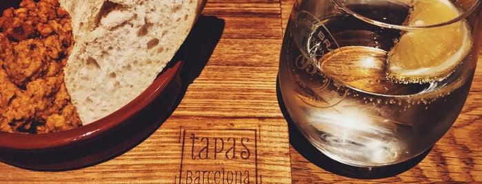 Tapas Barcelona is one of Gdynia.