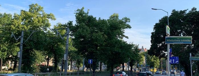 Plac Kościuszki is one of Lieux sauvegardés par Sevgi.