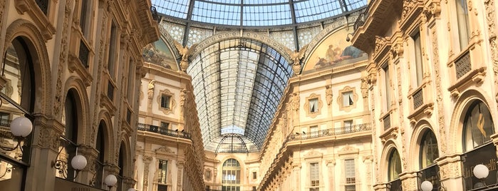 Galleria Vittorio Emanuel II is one of Italia.