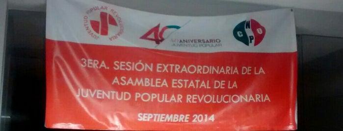 PRI Comite Directivo Municipal is one of Locais curtidos por Juan pablo.