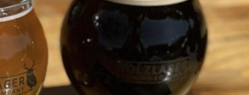 Holzlager Brewing Company is one of Chicago area breweries.