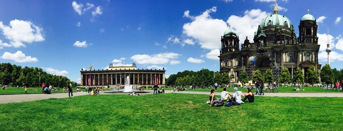 Lustgarten is one of Classic Sight Seeing.