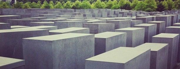 학살된 유럽 유대인을 위한 기억물 is one of Berlin Best: Sights.