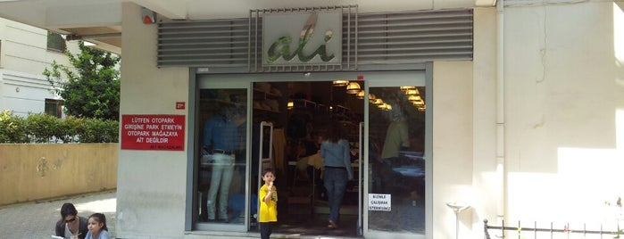 Ali Butik is one of Istanbul.