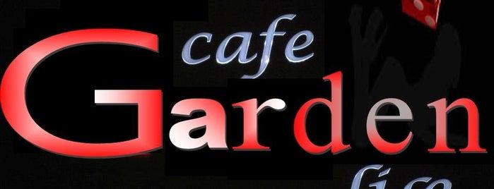Garden Life Cafe & Okey Salonu is one of Locais curtidos por ⛵️surfer.