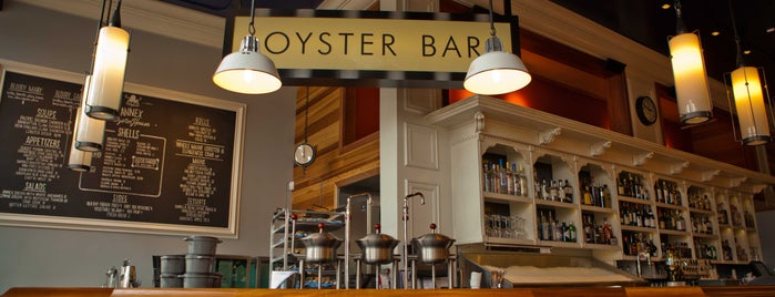 Ballard Annex Oyster House is one of Seattle Seafood Restaurants.