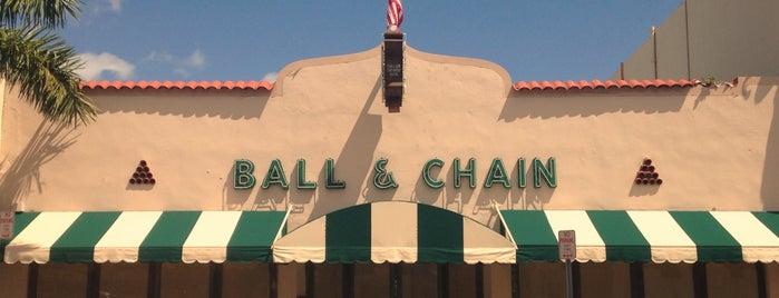 Ball & Chain Miami is one of Miami Spots.