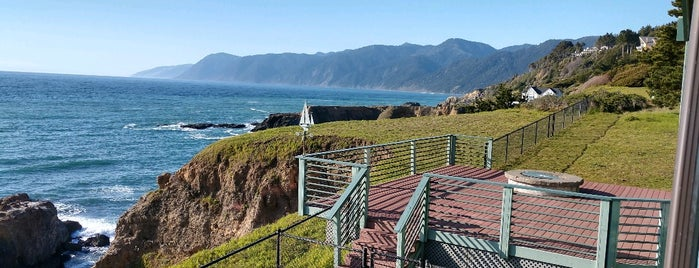 Inn of the Lost Coast is one of Want to Try Out.