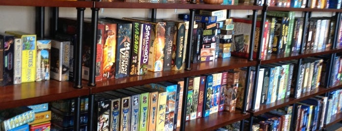 Game Häus Cafe is one of Board Game Cafes.