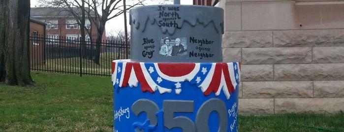 Missouri Civil War Museum is one of St. Louis.