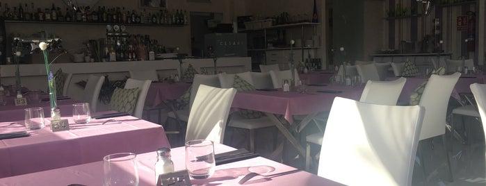 Cesare Restaurante Italiano is one of Danielさんの保存済みスポット.