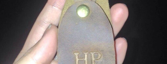 Joseph Hanna Fine Leather Goods is one of Show a Friend NYC.
