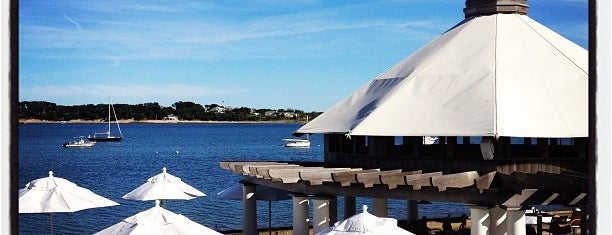 Wequassett Resort and Golf Club is one of Beautiful Views.
