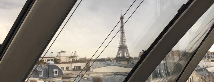 L'Oiseau Blanc is one of Paris, je t'aime.