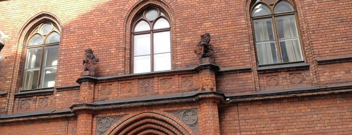 Museum of the History of Riga and Navigation is one of Alexandra'nın Beğendiği Mekanlar.