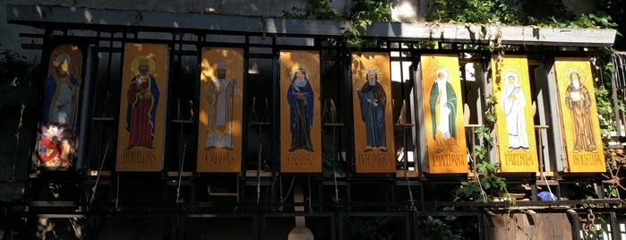 Ukraina Keeka-Katoliku Kirik / Ukrainian Greek-Catholic Church is one of Ukrainians abroad.