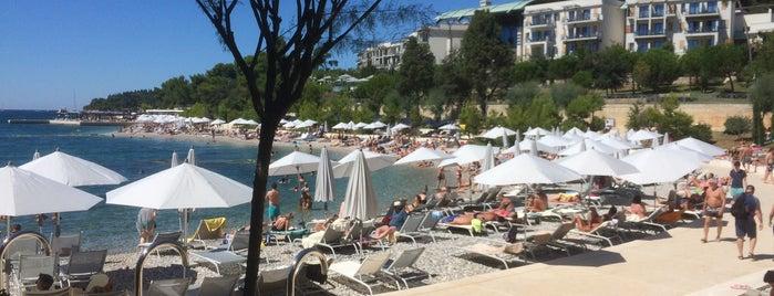 Mulini beach is one of Kroatien 2017.