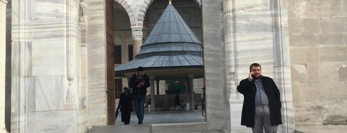 Fatih-Moschee is one of Orte, die Ahmed Said gefallen.