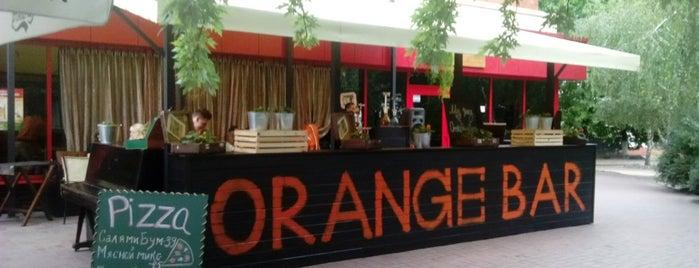 ORANGE BAR is one of Виктория'ın Beğendiği Mekanlar.