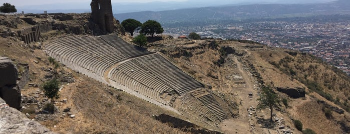 Theater Of Pergamon is one of Pandemikli.