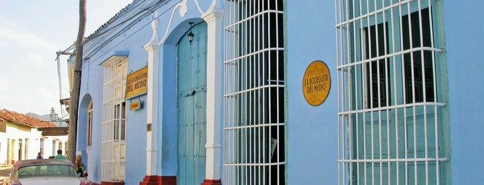 La Bodeguita Del Medio is one of Cuba.
