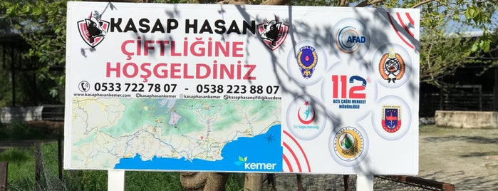 Kasap Hasan Çiftliği Kuzdere is one of Posti che sono piaciuti a ESRA.