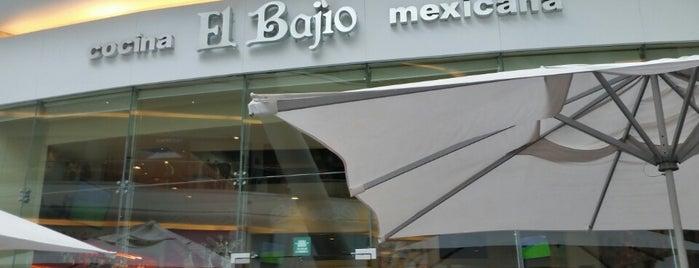 El Bajío is one of Restaurantes en el DF.