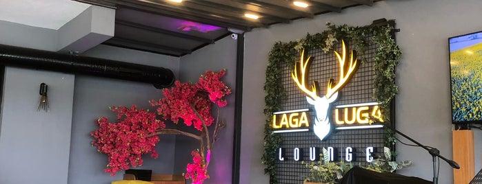 Lagaluga Lounce is one of Istanbul Shisha.