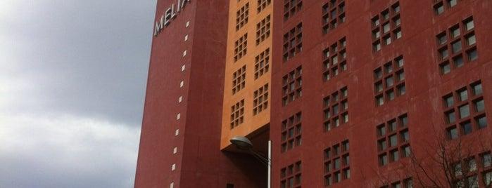 Hotel Meliá Bilbao is one of Hoteles en España.